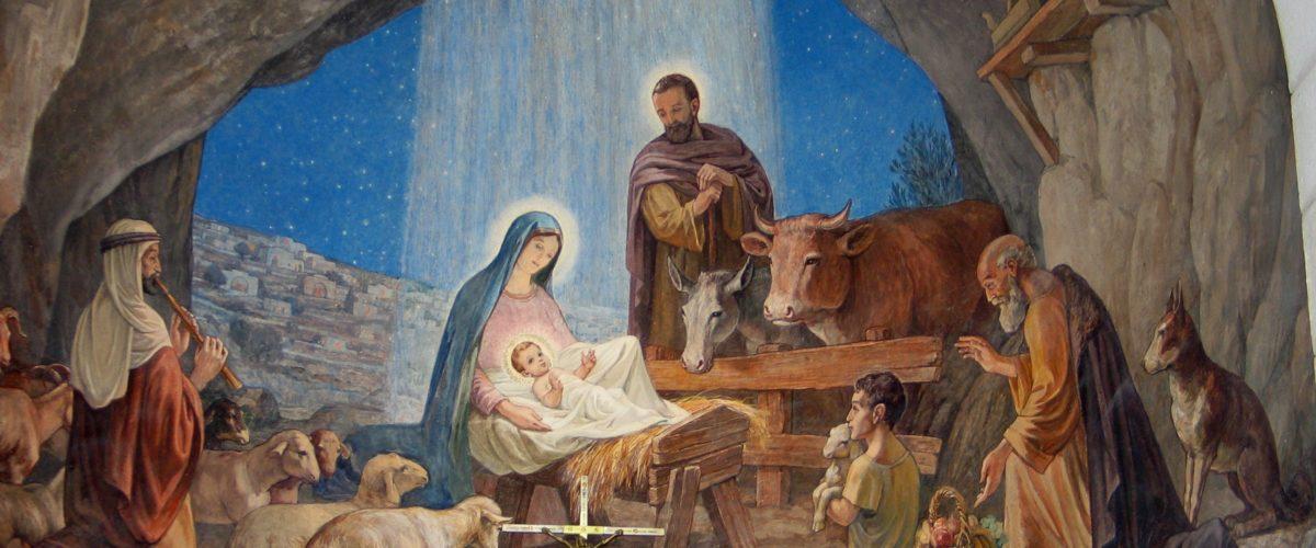 Pójdźmy do Betlejem. Uroczystość Narodzenia Pańskiego | Centrum Duchowości